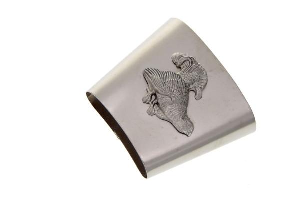Barthülse mit Spielhahn 55 mm