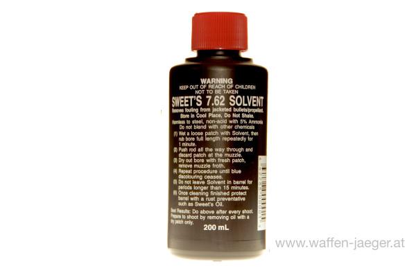 Sweet's 7.62 Solvent chemischer Laufreiniger