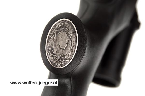Blaser Pistolengriffkäppchen Löwe