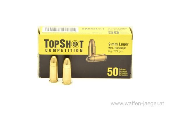 WINTER - AKTION Topshot Faustfeuerwaffenpatronen 9mm