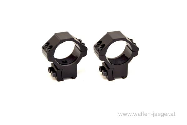 Bauer ZF Montagesatz flach Ø 30 mm