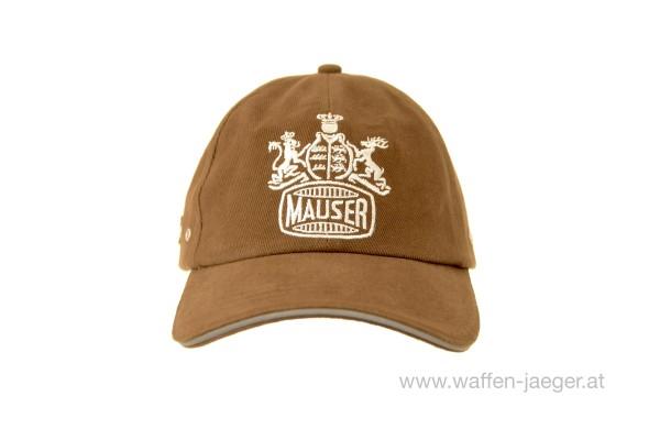 Mauser Cap Braun