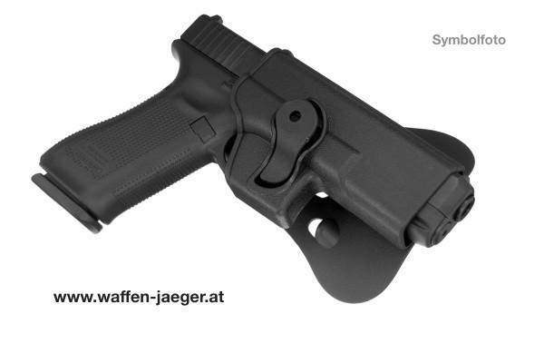 Set Holster und Magazinhalter für Glock 17 & Glock 19