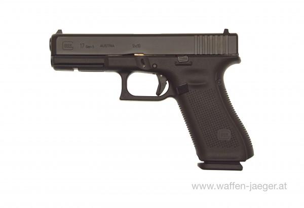 Glock 17 Gen 5 Kal. 9 x 19