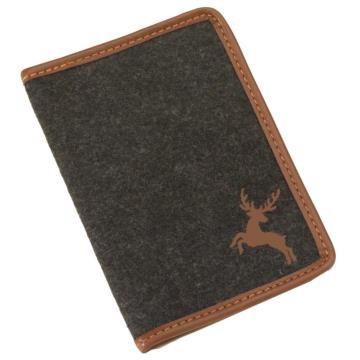 Jagdkarten - Etui Loden