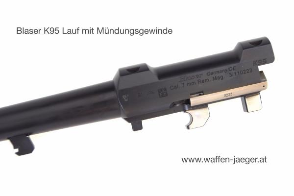 Blaser K95 Wechsellauf 7mm Rem. Mag. inkl. Mündungsgewinde