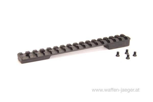 ZF-Montage Picatinnyschiene einteilig für Mauser M12/M98