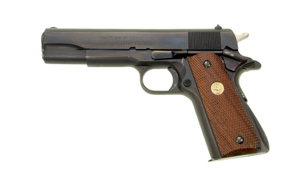 Colt Government MK IV