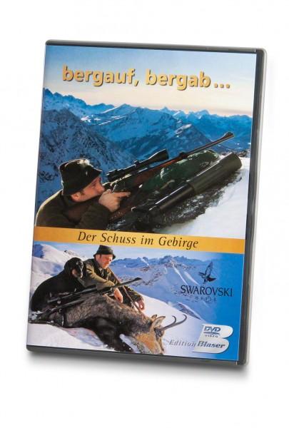 """Blaser DVD """"bergauf, bergab... Der Schuss im Gebirge"""""""