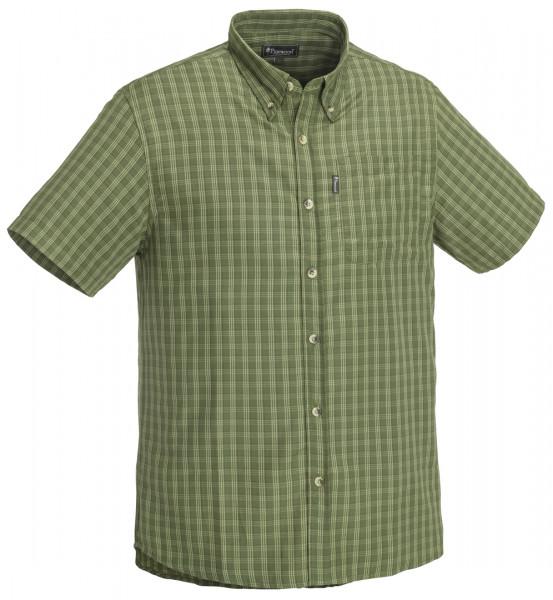 Pinewood Kurzarmhemd Herren Grün