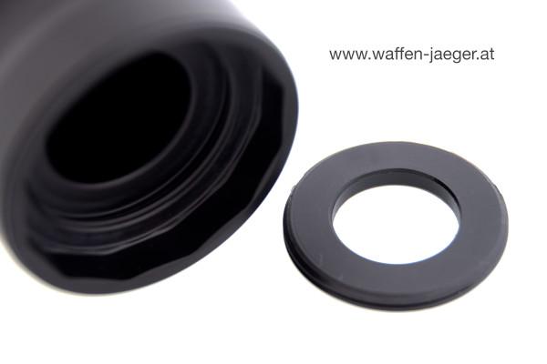 Hausken Laufbuchse 4 mm Kunststoff - verschiedene Durchmesser