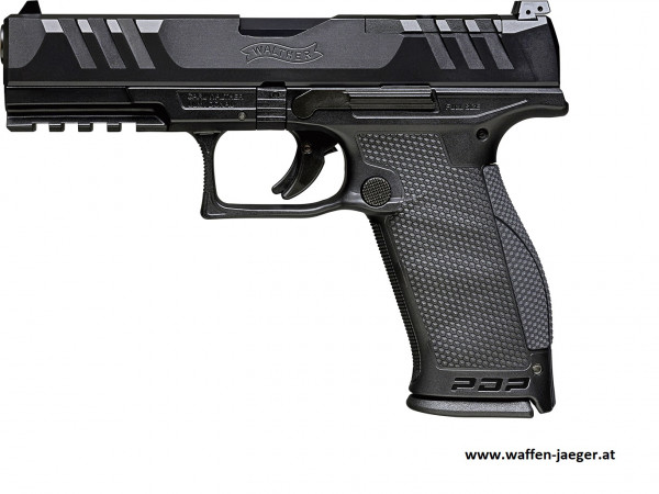 """Walther PDP Full Size 4,5"""" Kal. 9 x 19 mm"""
