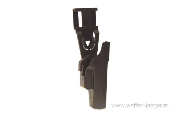 Glock Safety Holster mit Trageplatte