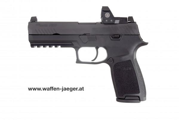 SIG SAUER P320 Fullsize RX inkl. Romeo 1