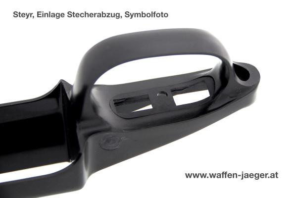 Steyr Originaleinlage Stecherabzug für Abzugbügel
