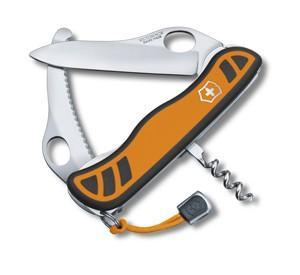 Victorinox Hunter XS orange/schwarz