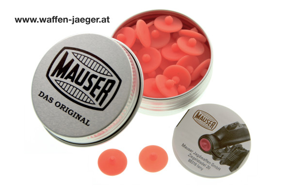 Mauser Muzzle Safe Patches 50 Stk.