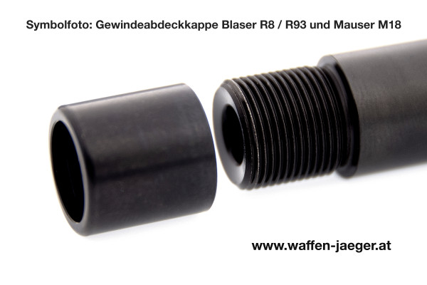 Blaser R8 / R93 Gewinde-Abdeckkappe