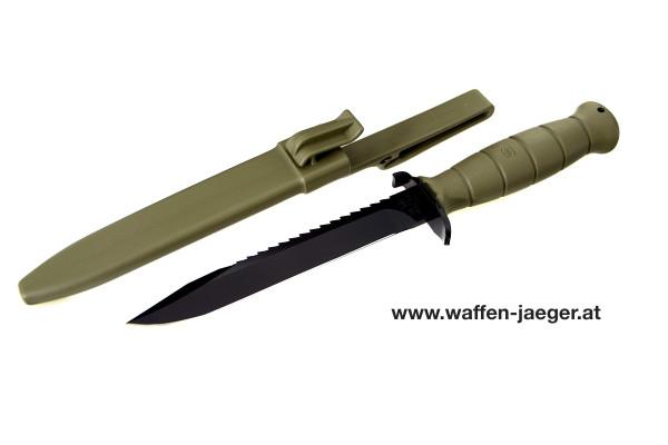 Glock Feldmesser 81 mit Säge Grün