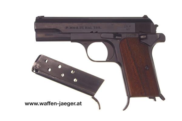 Waffen- & Maschinenfabrik Budapest Mod. 37 Kal. 7,65 mm