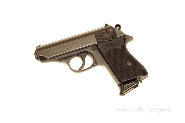 Walther PPK Kal. 7,65 mm