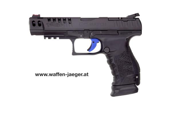 Walther Q5 Match Champion Kal. 9 x 19