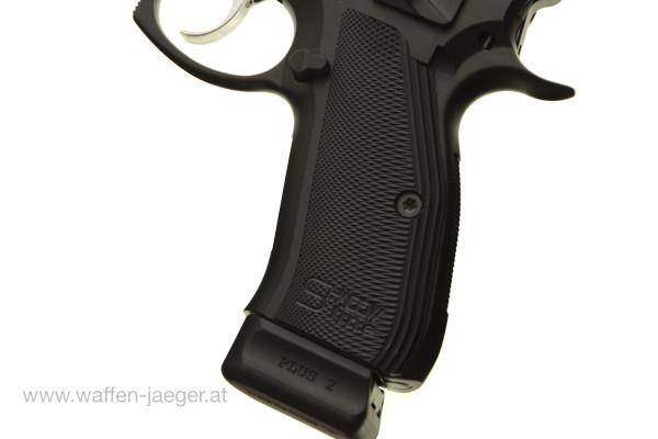 CZ SP-01 Griffschalen Long Version Schwarz
