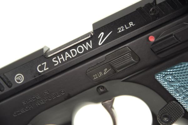 CZ Shadow 2 Kadet Wechselsystem Kal. 22 LR