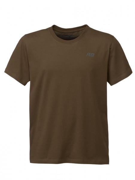 Blaser R8 T-Shirt Herren Braun