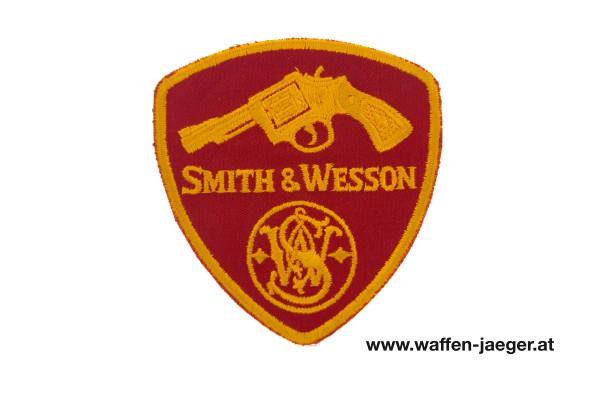 Aufnäher Smith & Wesson