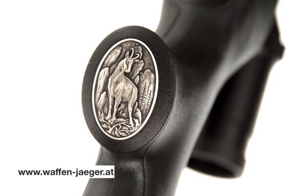 Blaser Pistolengriffkäppchen Gams