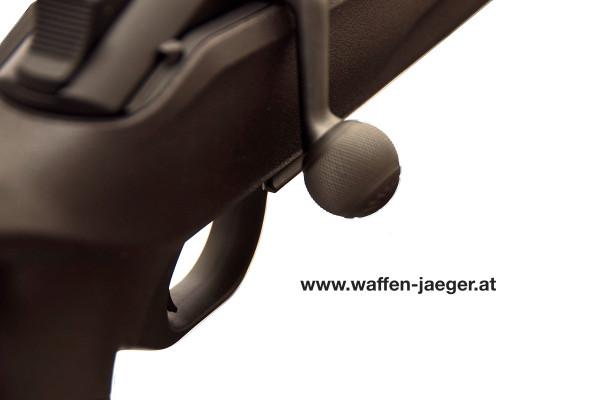 Blaser Kammergriffkugel Stahl graviert