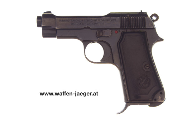 Beretta Mod. M34 Kal. 9 mm kurz