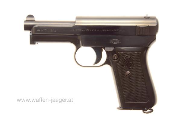 Mauser Mod. 1910/34 Kal. 7,65 mm