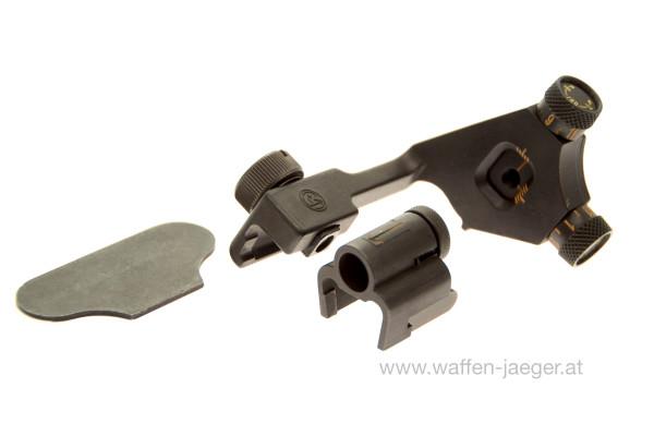 W+F Diopter Typ K zu Karabiner 31 mit Lochscheibe