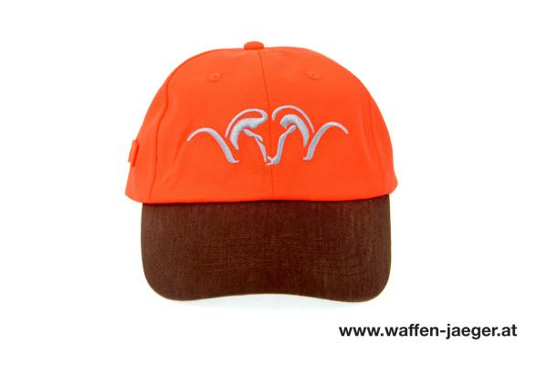 "Blaser Cap ""Orange"""