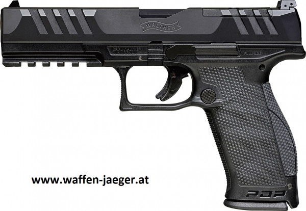 """Walther PDP Full Size 5"""" Kal. 9 x 19 mm"""