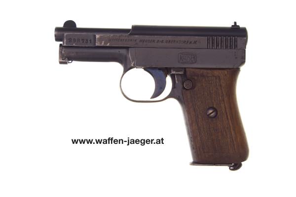 Mauser Mod. 1910 Kal. 6,35 mm
