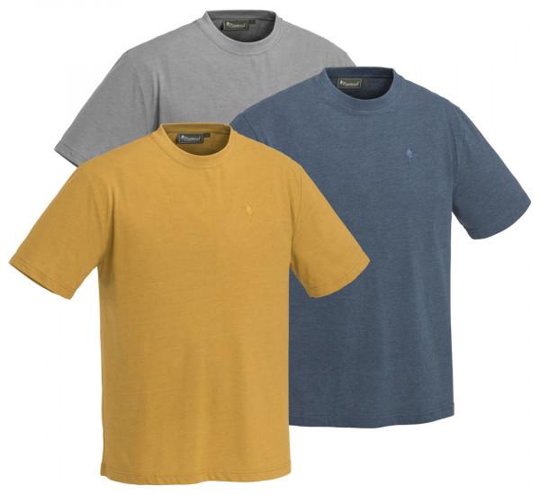 Pinewood 3er - Pack T-Shirt Bunt