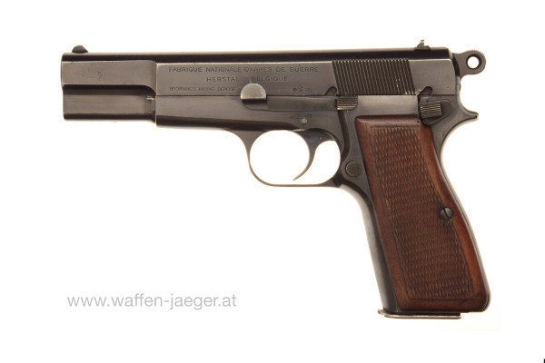 Fabrica Nationale Model High Power Kal. 9 mm Para